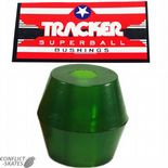 "TRACKER ""Fastrack- Stimulator III"" Truck Bushings Longboard Skateboard Blue 75a, Red 80a or Green 85a"